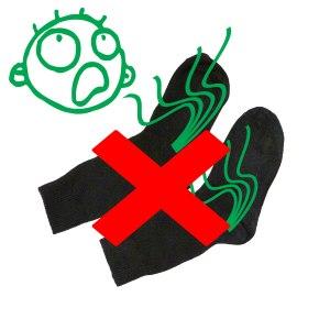 Stinkey socks copy