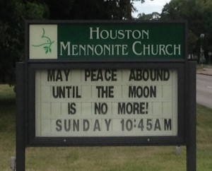 Mennonite photo